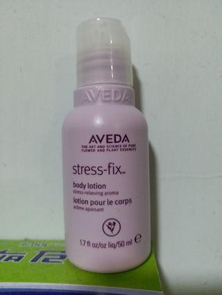 AVEDA stress-fix body lotion 舒壓身體保濕乳液 50ml