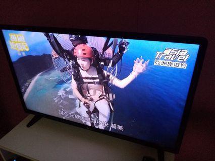LG 32 digital ready slim led TV