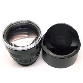 Carl Zeiss Distagon T 85mm f/1.4 ZK MF Lens For Pentax