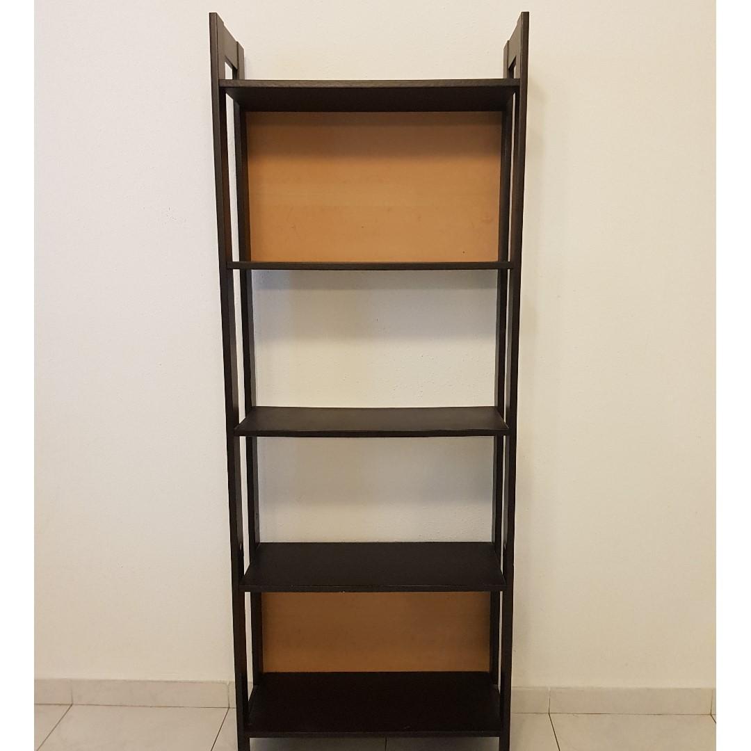 5 tier shelf to go