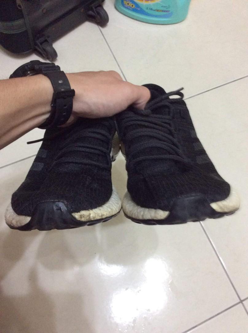 Adidas pure boost clima China US9.5二手