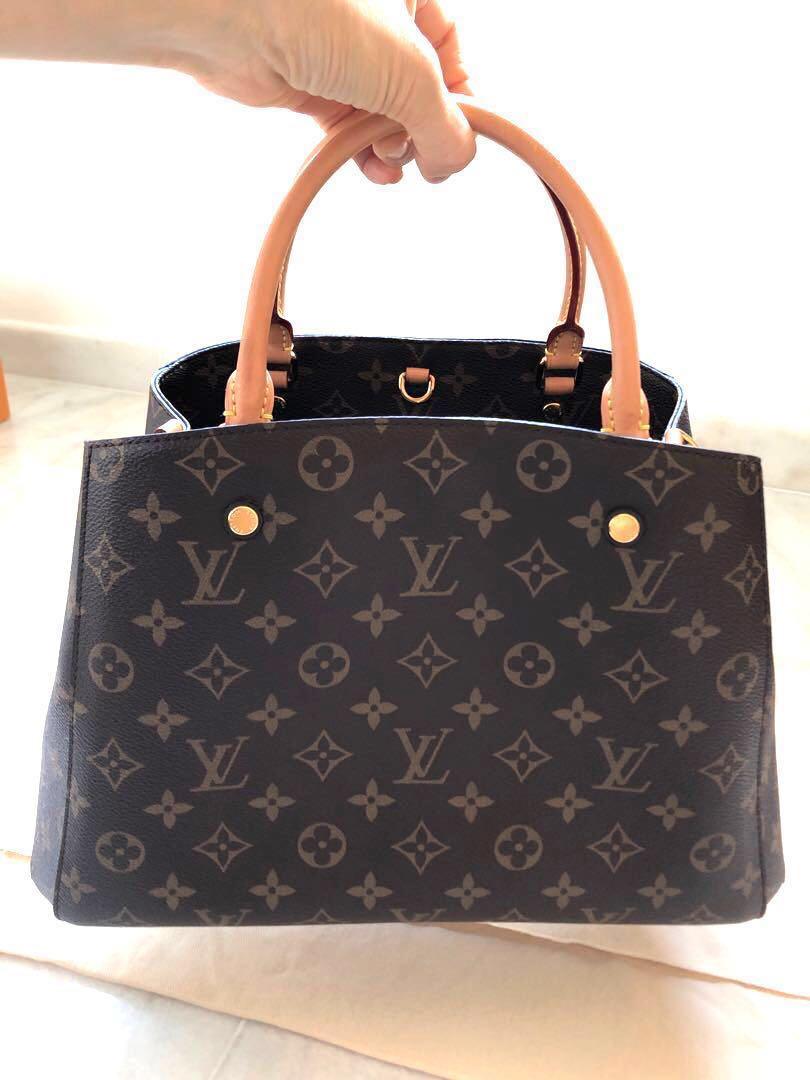 b16fd74249db Authentic Louis Vuitton HandBag
