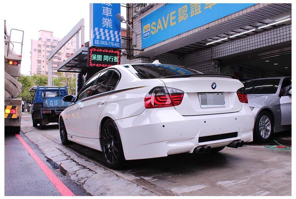 BMW 325i 2005年 2000cc✨ 日規進口M版 大螢幕 全段排氣管 精品套件