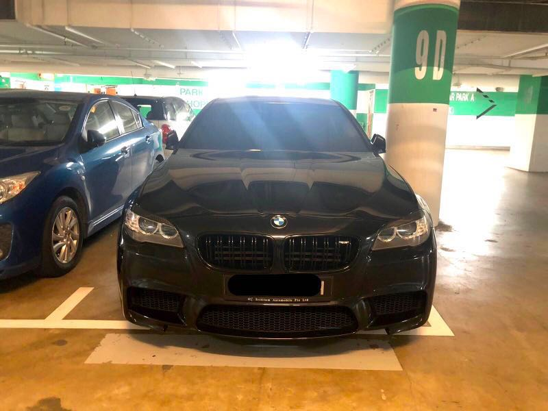 Bmw 523i Highline For Lease Cars Vehicle Rentals On Carousell