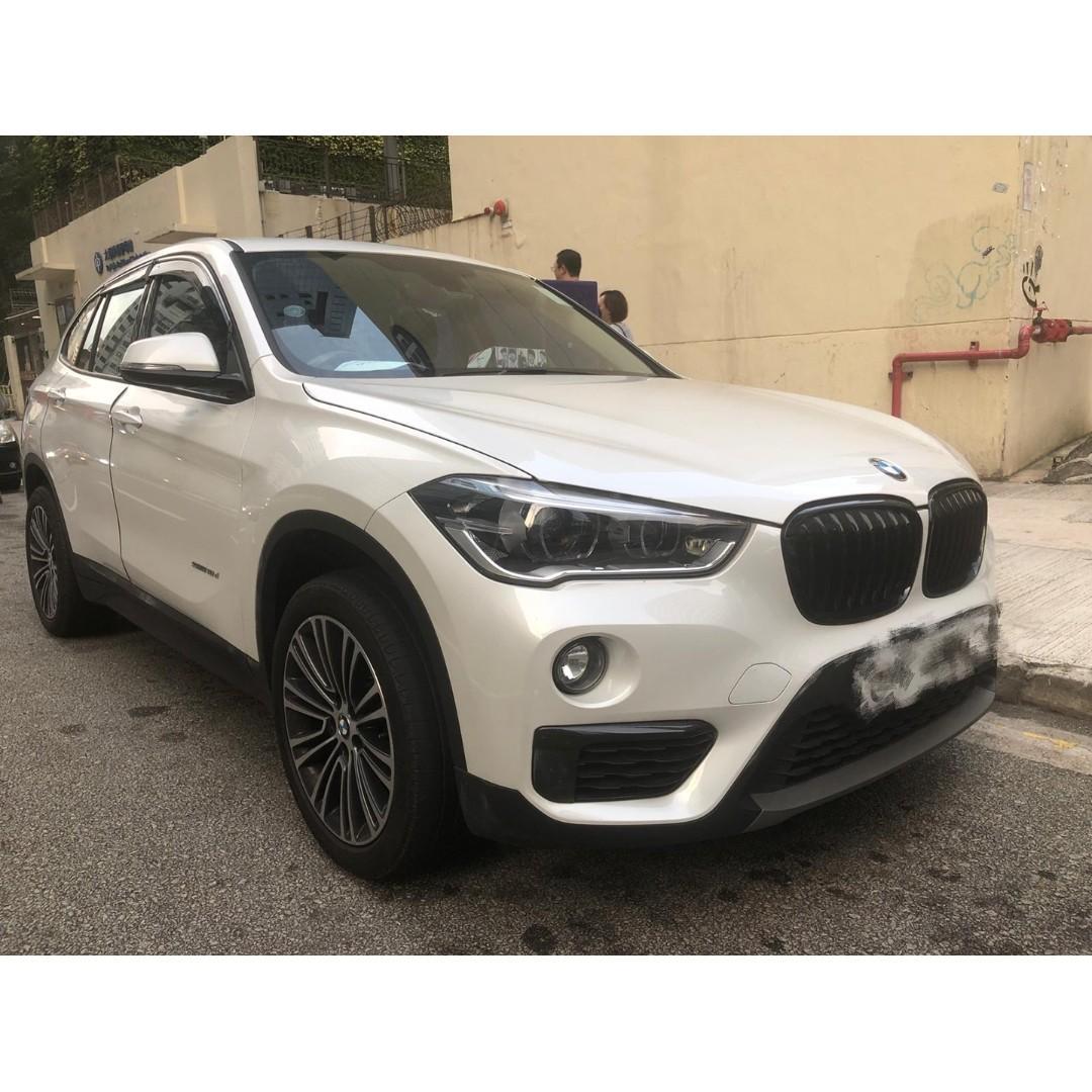 BMW X1 SDRIVE18D 2017