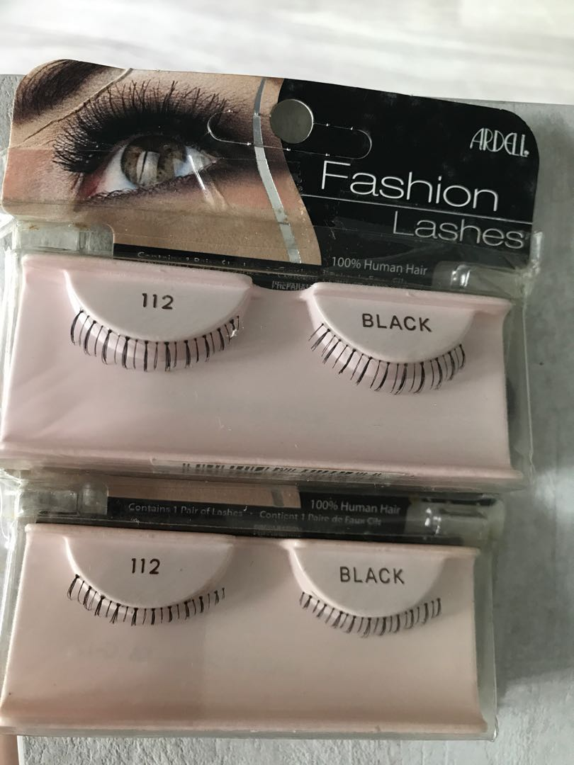 9cc06901d37 BN Ardell lower lash 112, Health & Beauty, Makeup on Carousell