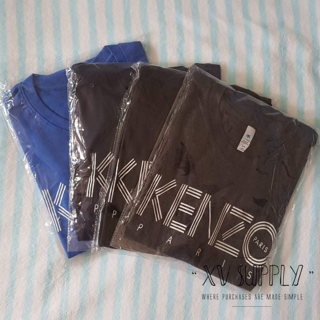 181c00fc119c BN TSHIRTS (KENZO) - MULTIPLE COLOURS AND SIZE AVAILABLE, Luxury ...