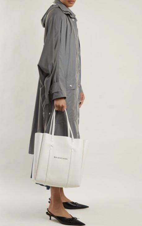 BNWT] Balenciaga Everyday Tote S White