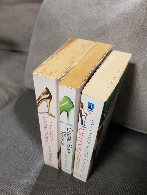 Books by Lauren Weisberger