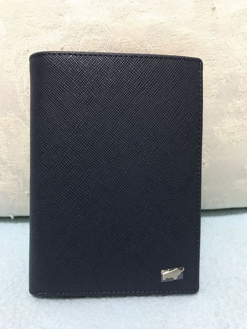 fa5a312085b6 Braun Buffel Passport holder and travel wallet, Luxury, Bags ...