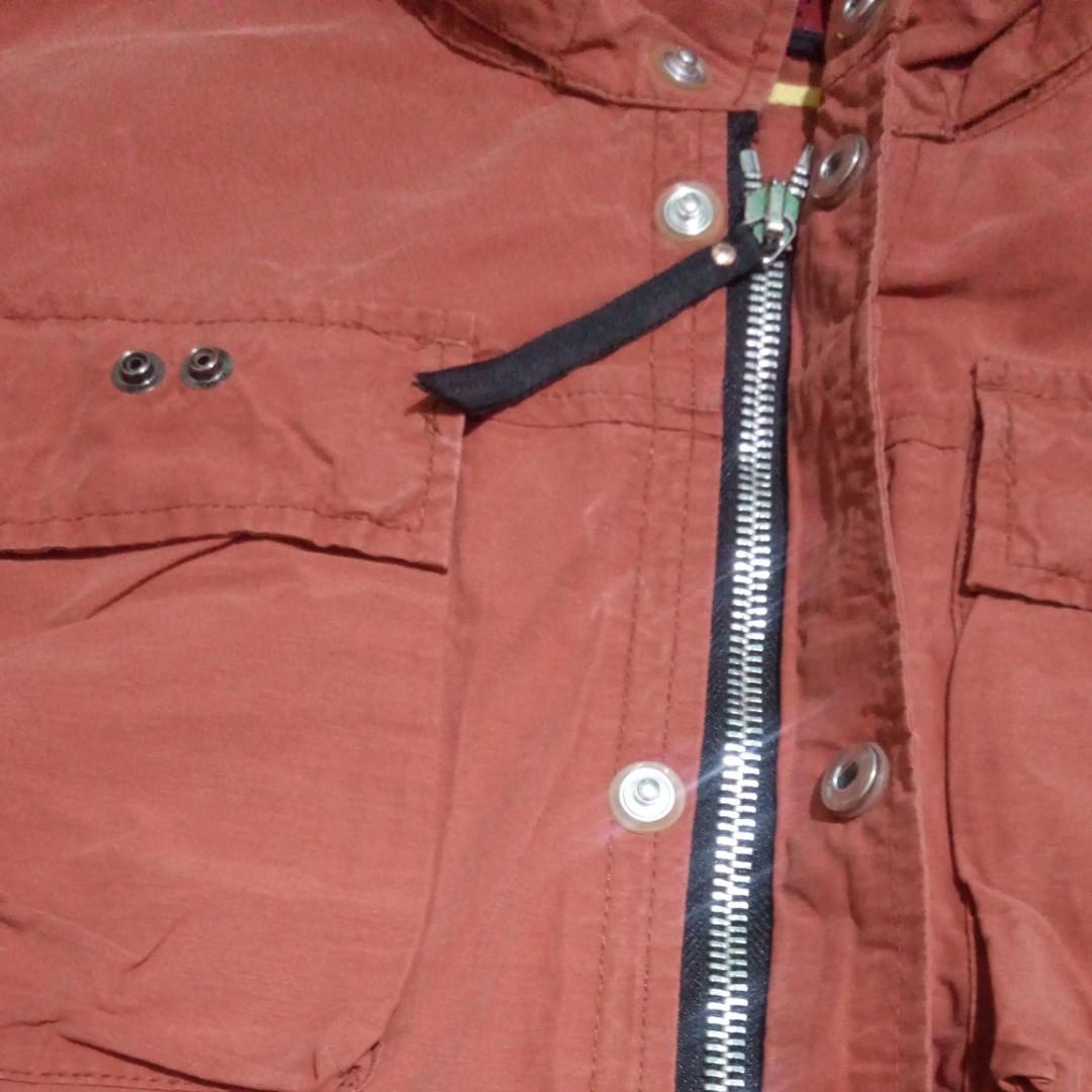 Burberry Parka Jacket Original