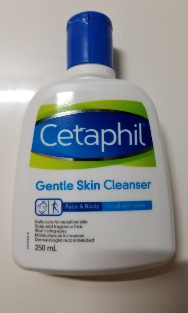 Cetaphil 舒特膚 Gentle Skin Cleaner