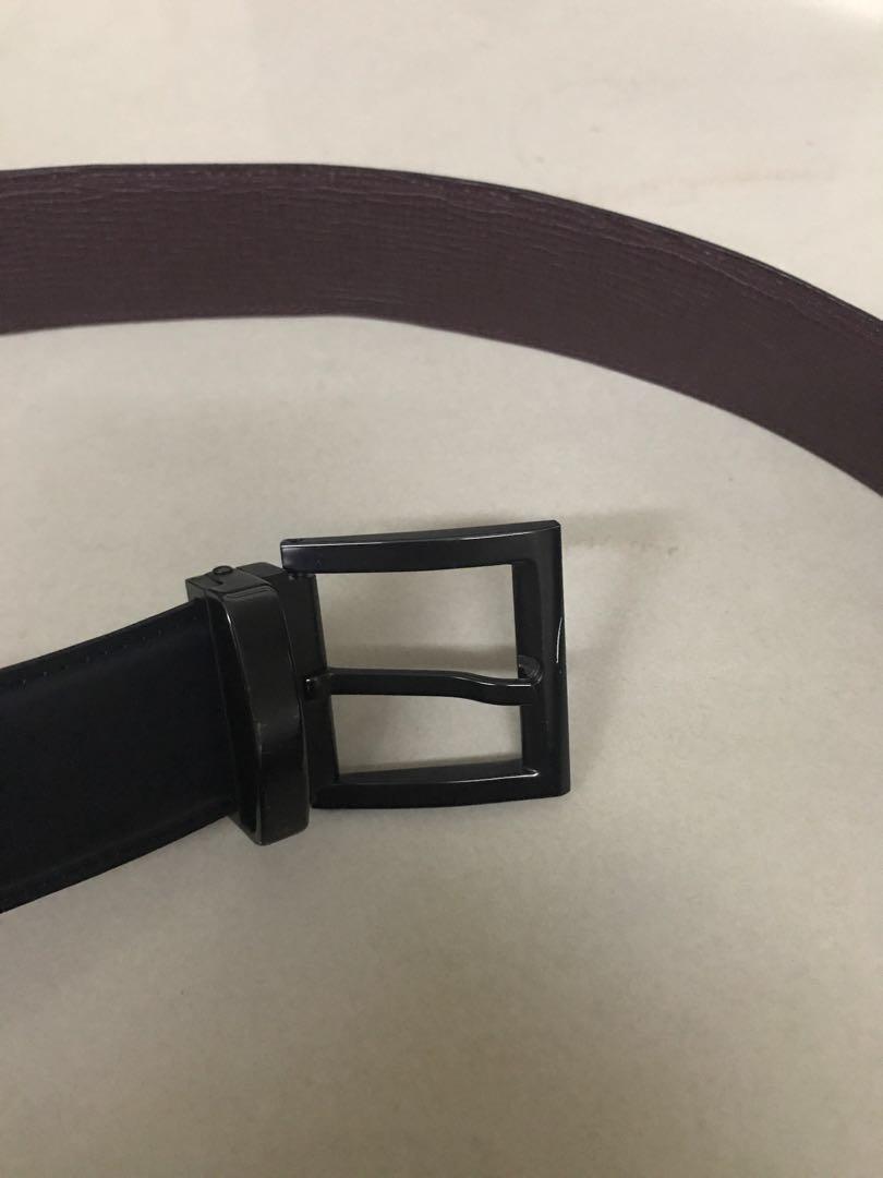 Dark blue belt
