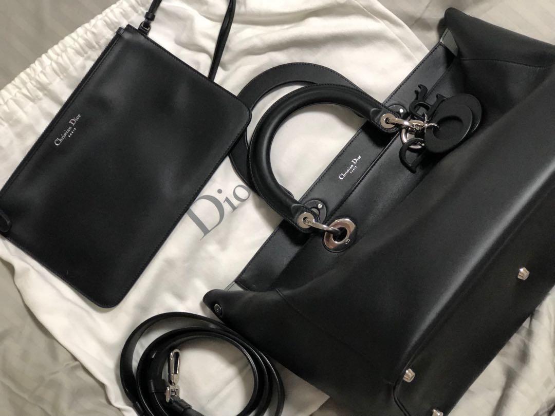 e6b12dbe1f4 Dior Diorissimo Medium Bag, Women's Fashion, Bags & Wallets ...