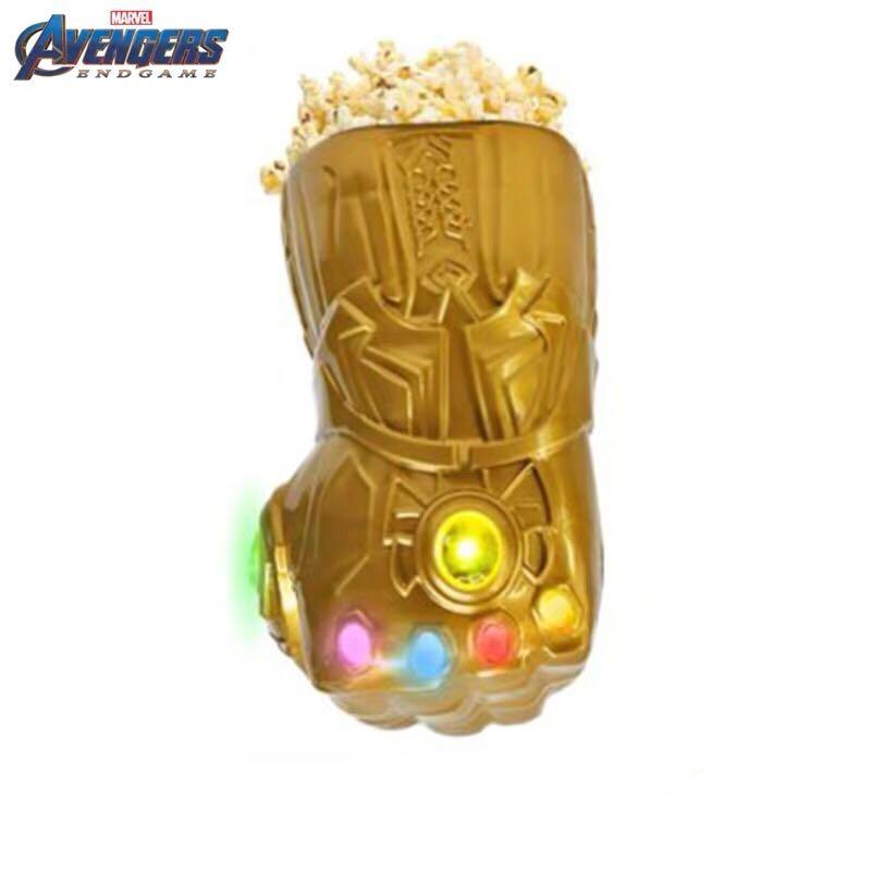 ผลการค้นหารูปภาพสำหรับ popcorn thanos bucket