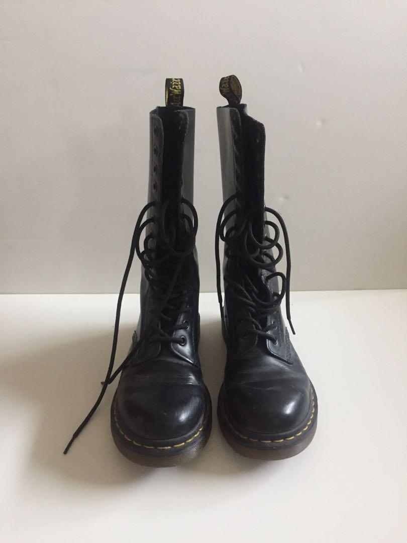 Doc Martins Mid Calf Boot