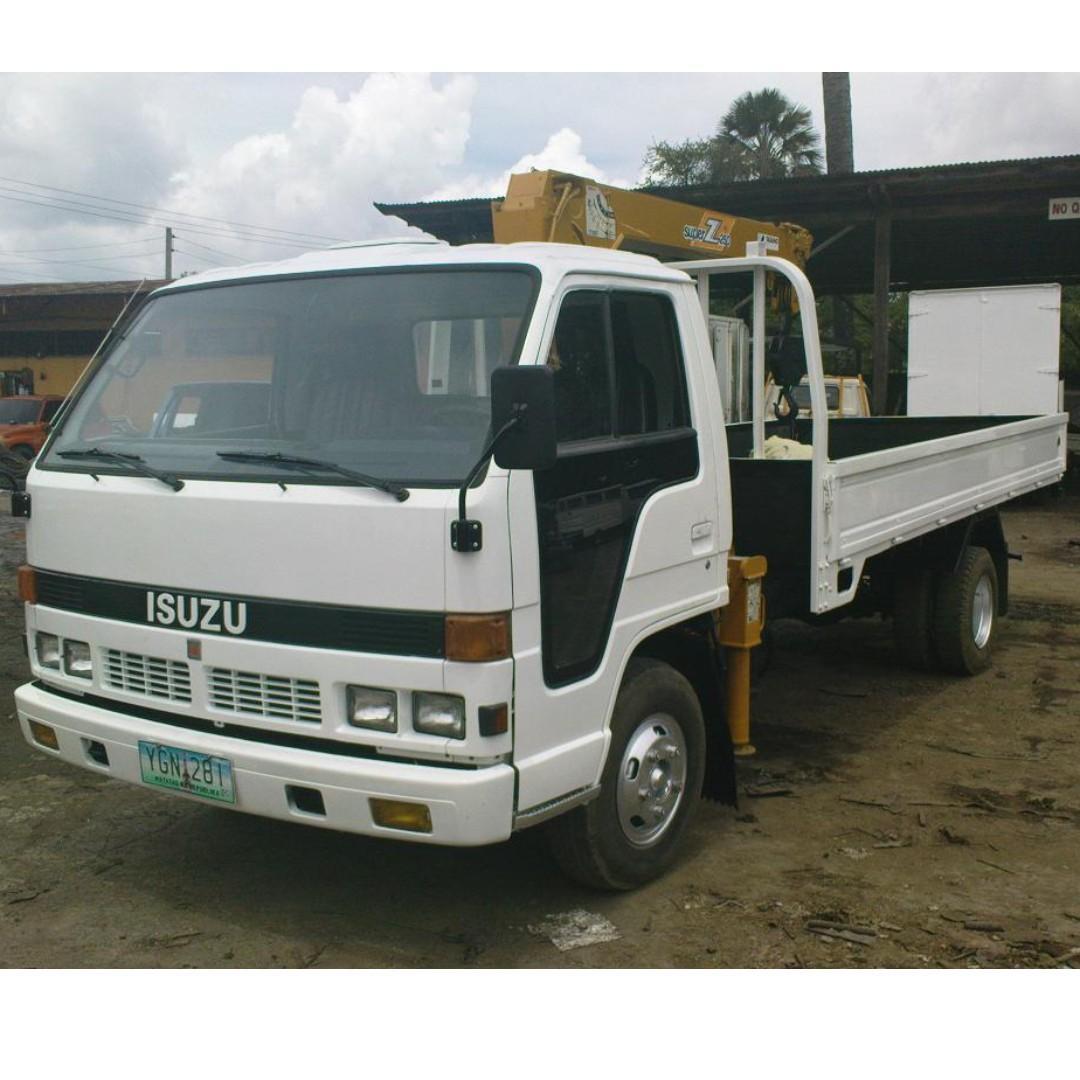 For hire Close Van l Open Wing Van l Forward Low Price