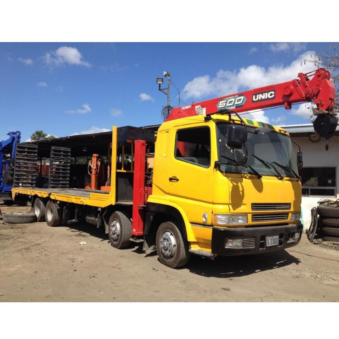 For rent 4W to 10W l Wing Van l Close Van l Boom Truck in Low Price