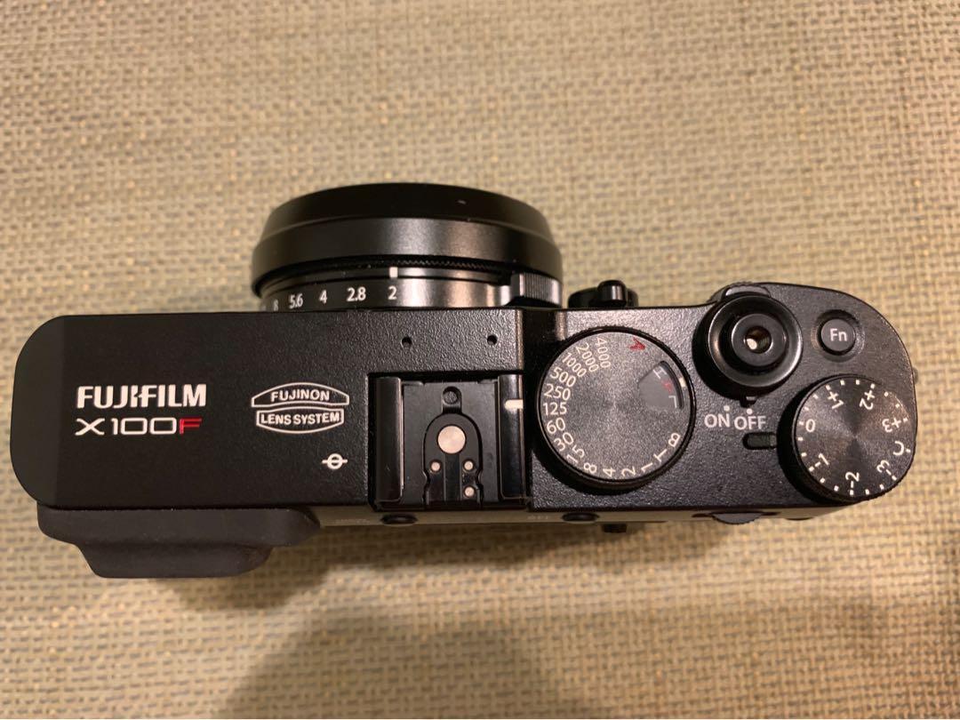 Fujifilm X100F