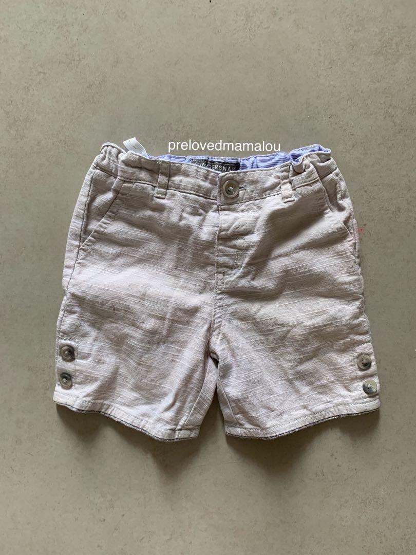 Gingersnaps mothercare celana pendek anak shorts