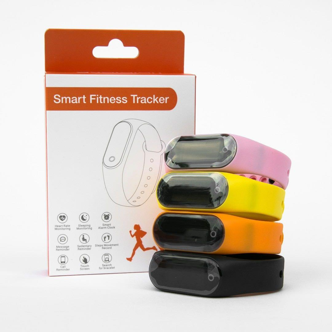 Guardian Smart Fitness Tracker