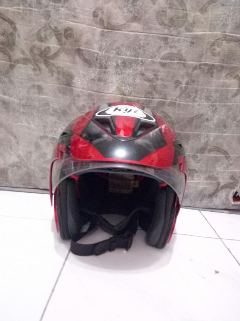 Helm KYT scorpion king