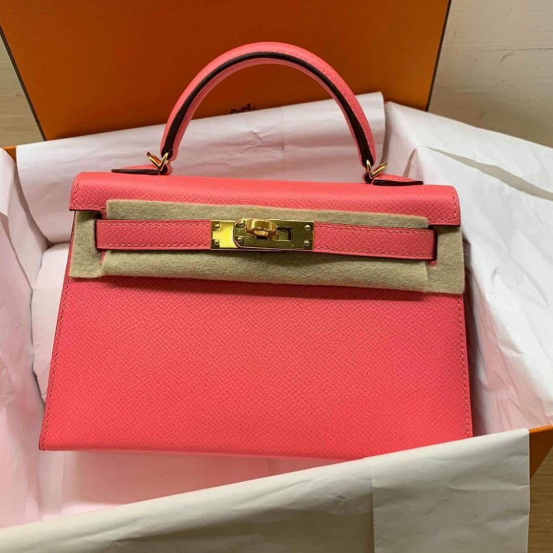 ce5121e1ae Hermes Kelly 20, Women's Fashion, Bags & Wallets, Handbags on Carousell