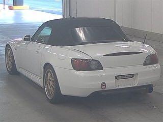 HONDA S2000 AP1 2000