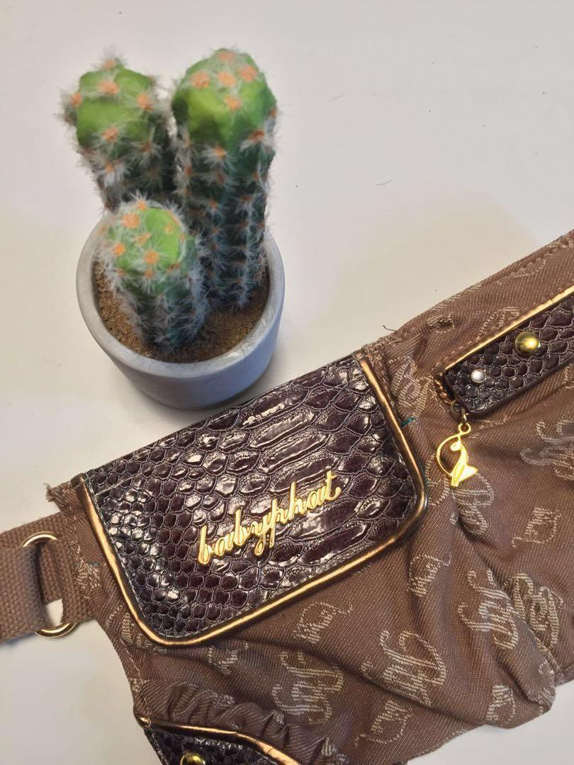 HUGE SALE! Authentic Babyphat belt bag