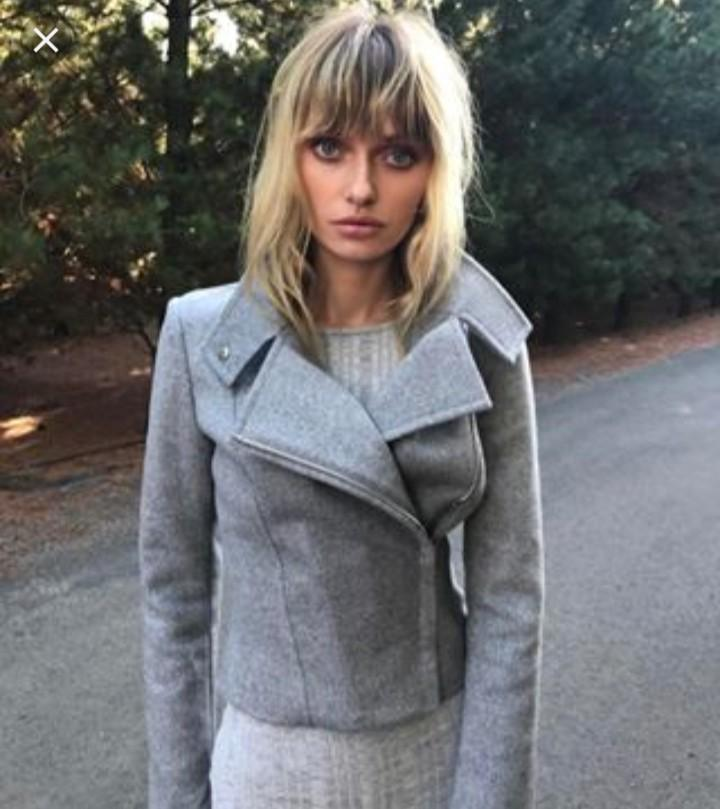 Kookai Grey Jacket
