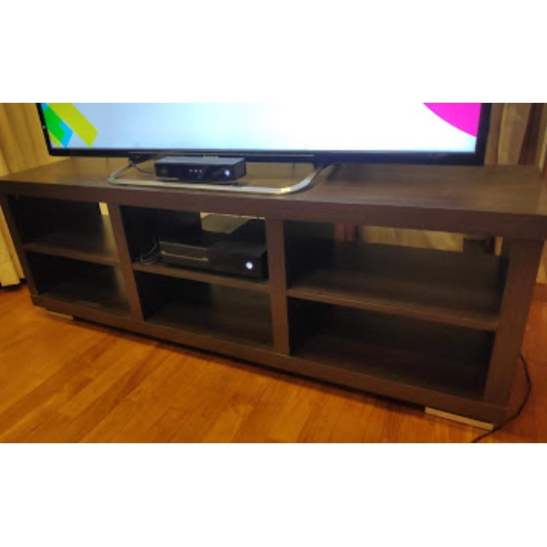 Large Wooden Tv Stand Free
