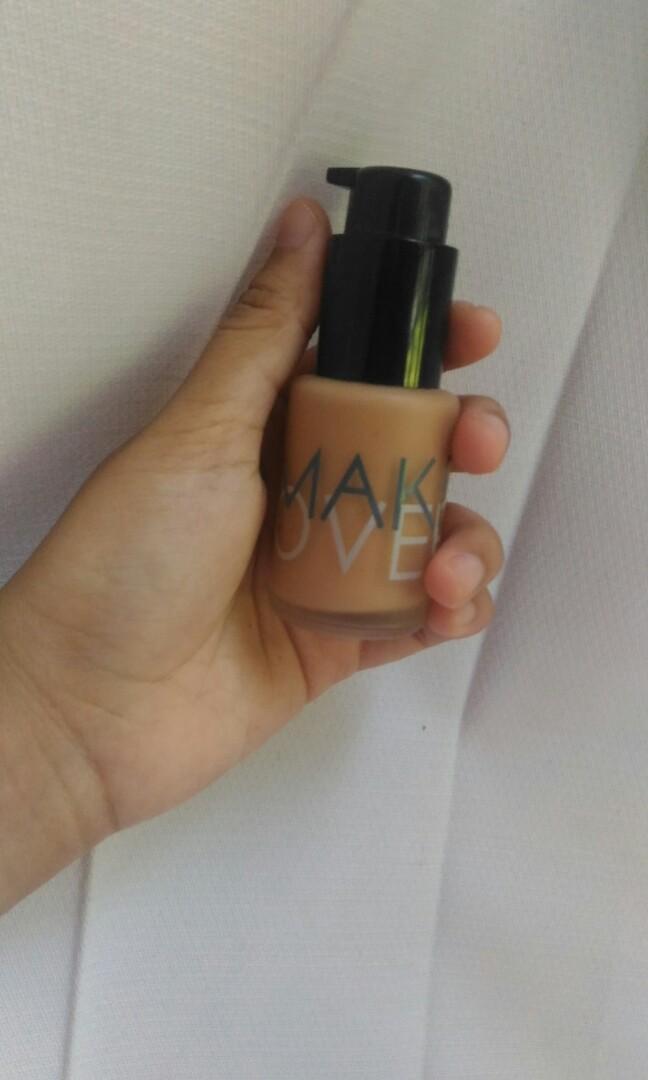 Makeover Ultra Cover Liq. Matt Foundation