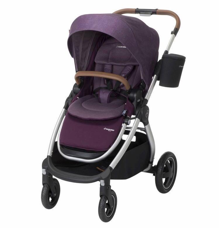Maxi Cosi - Adorra Stroller (Nomad) - Nomad Purple