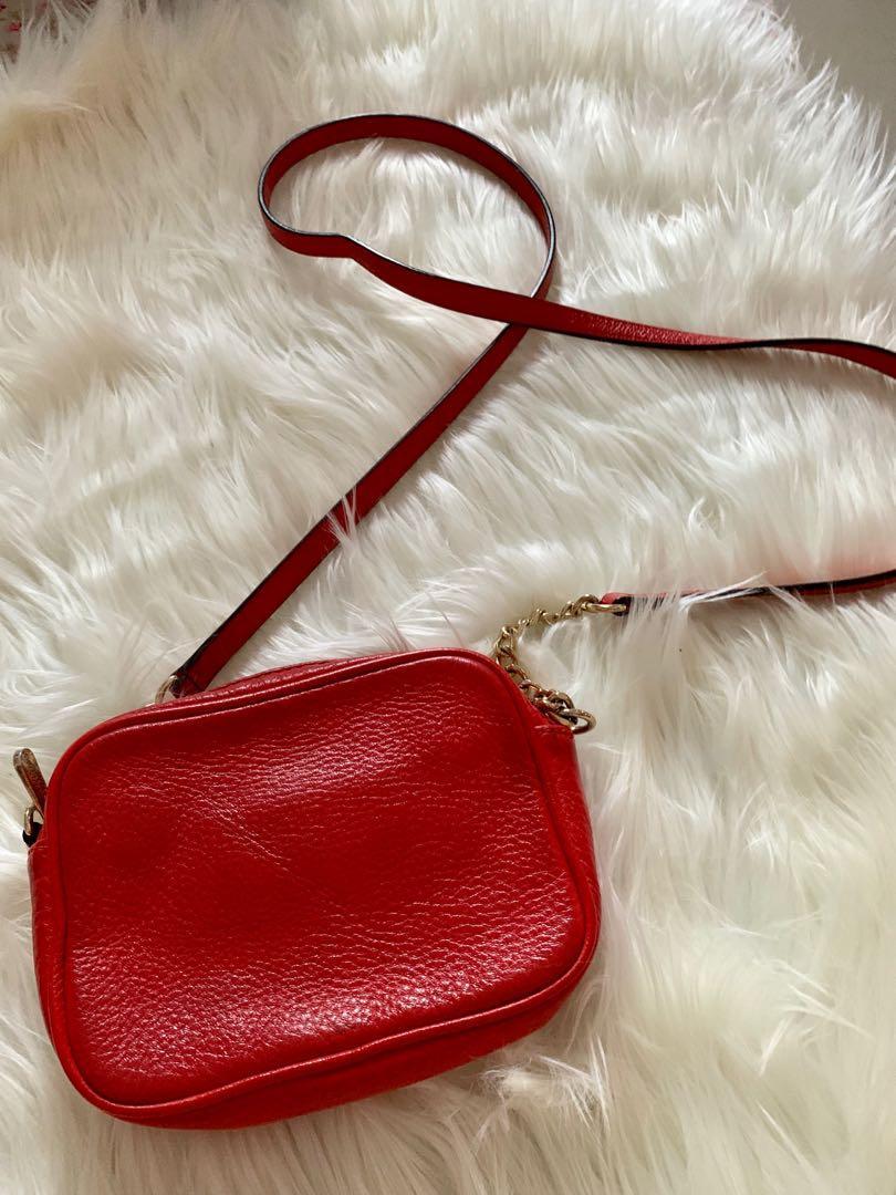 Michael kors sling bag mini
