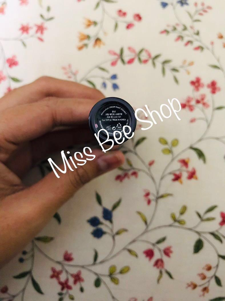 Moonshot Cream Paint Stain Fit - Love Tan