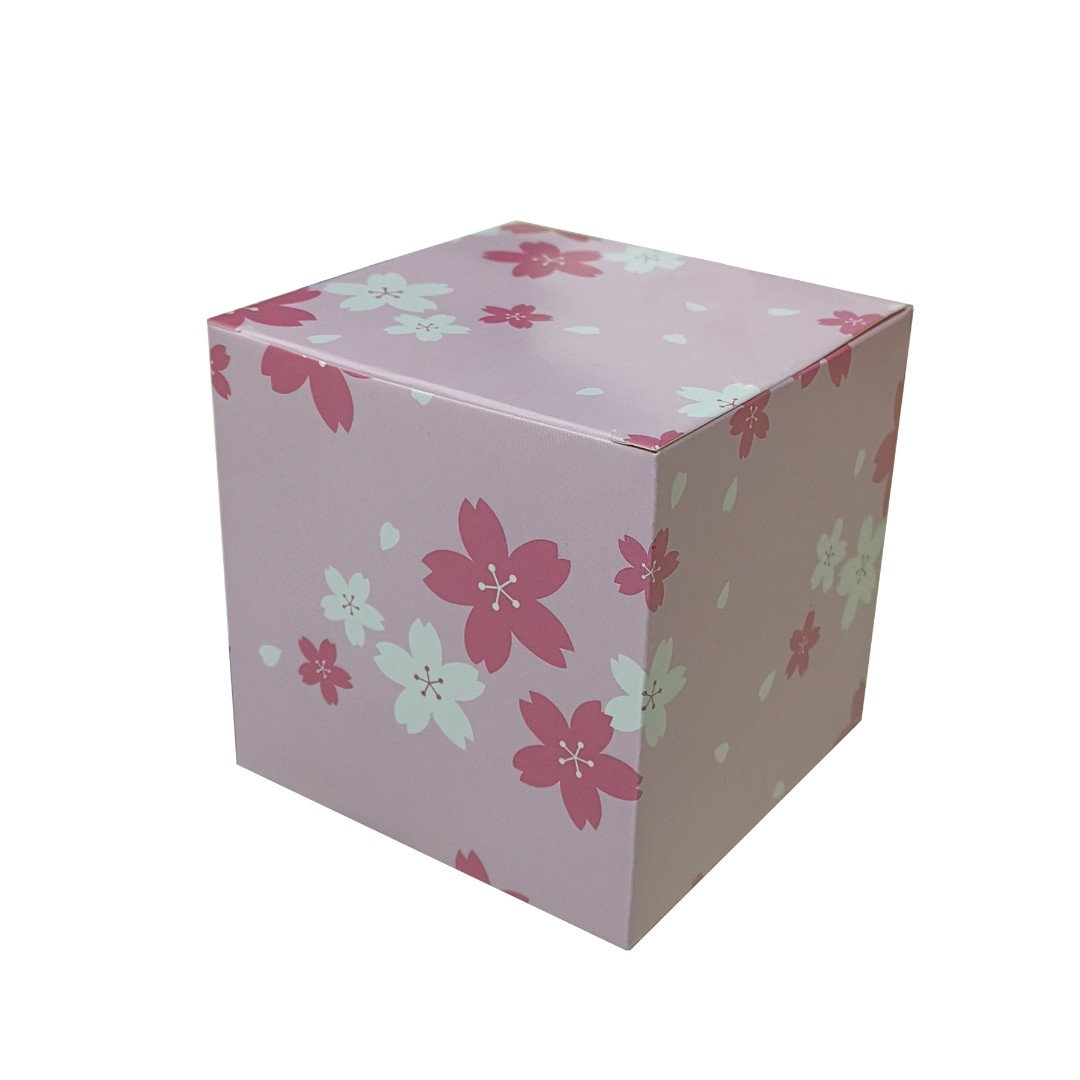 Mother S Day Gift Box Size 9x9x9cm 2 Pieces Pack With Ribbon And Tag Card Free Shipping