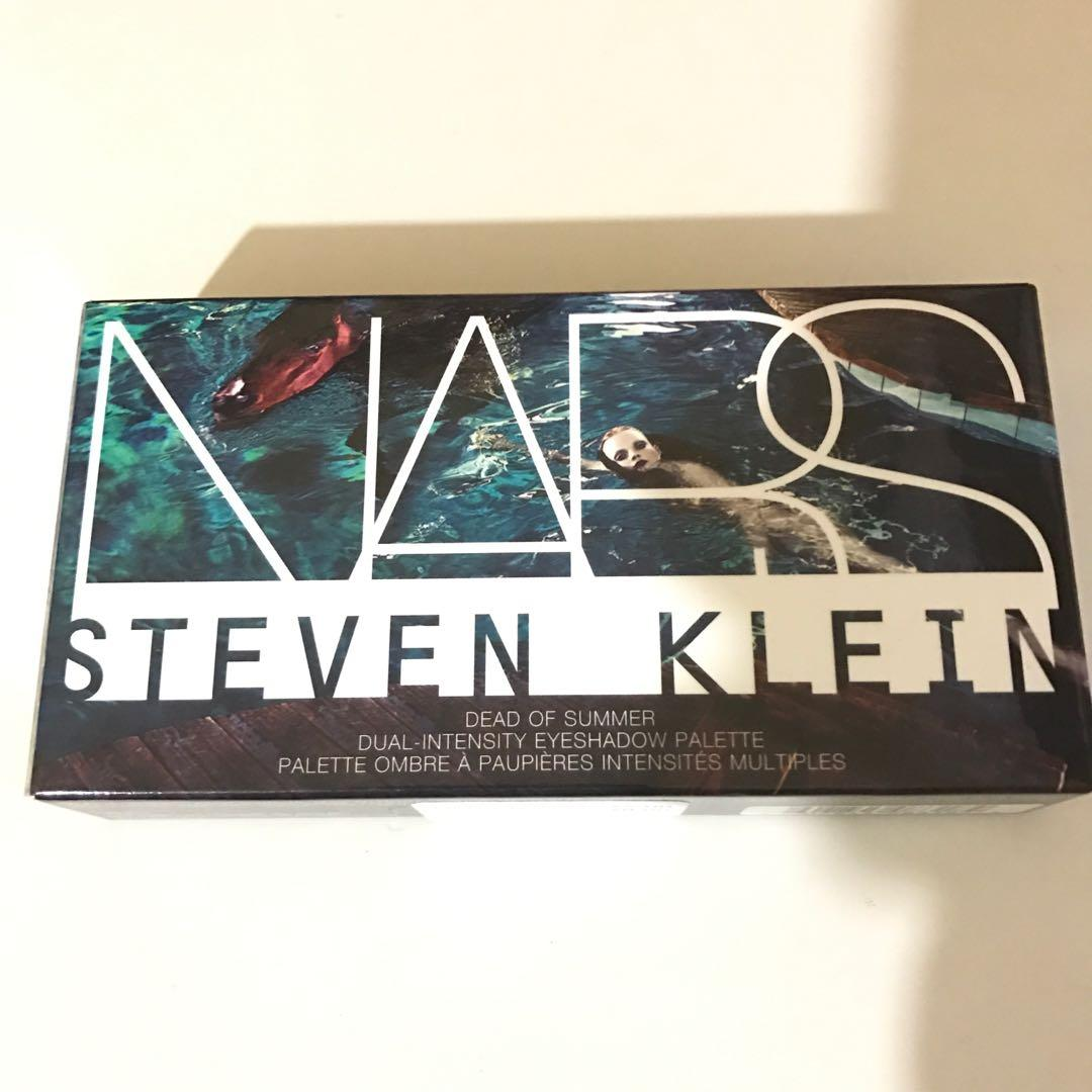 Nars X Steven Klein one shocking moment cheek palette