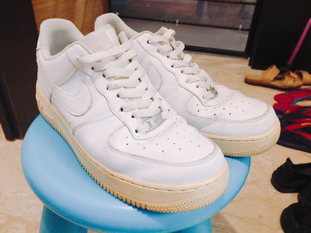new arrival 2f7a5 40c81 Nike Air Force 1, Men s Fashion, Footwear, Sneakers on Carousell