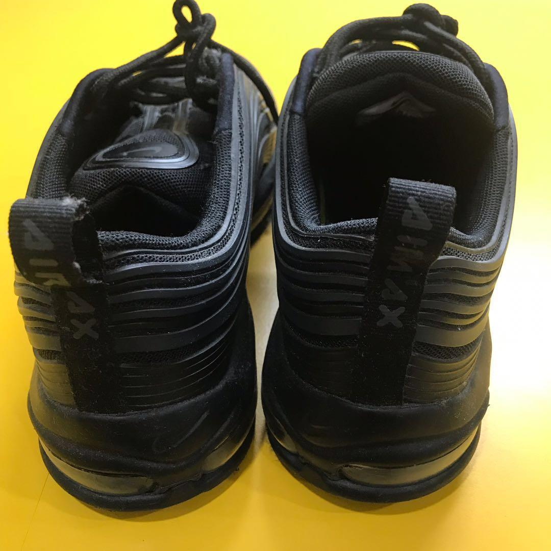 Nike Air Max 97 Ultra 17 Triple Black 7.5UK