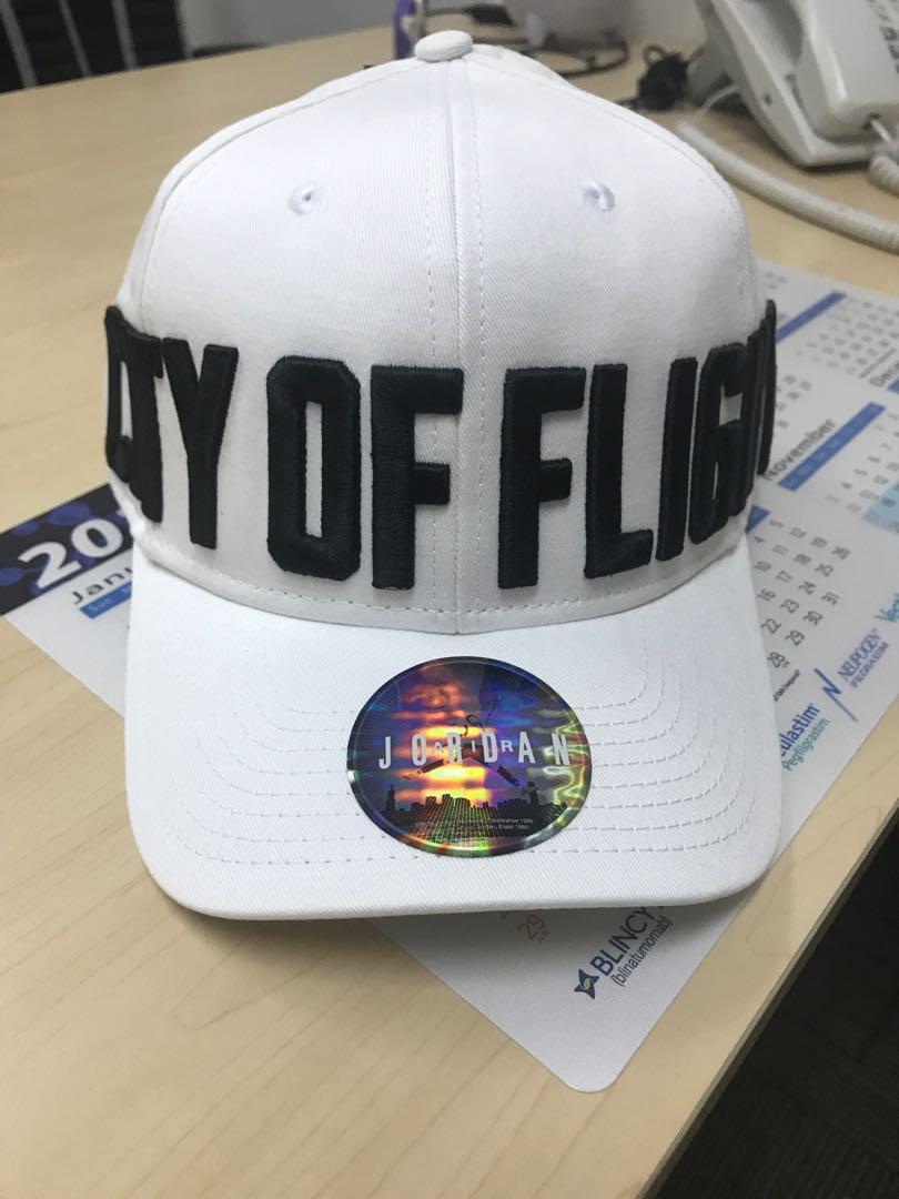 e194cf7e3041b Nike Jordan City of Flight SnapBack Cap, Men's Fashion, Accessories, Caps &  Hats on Carousell