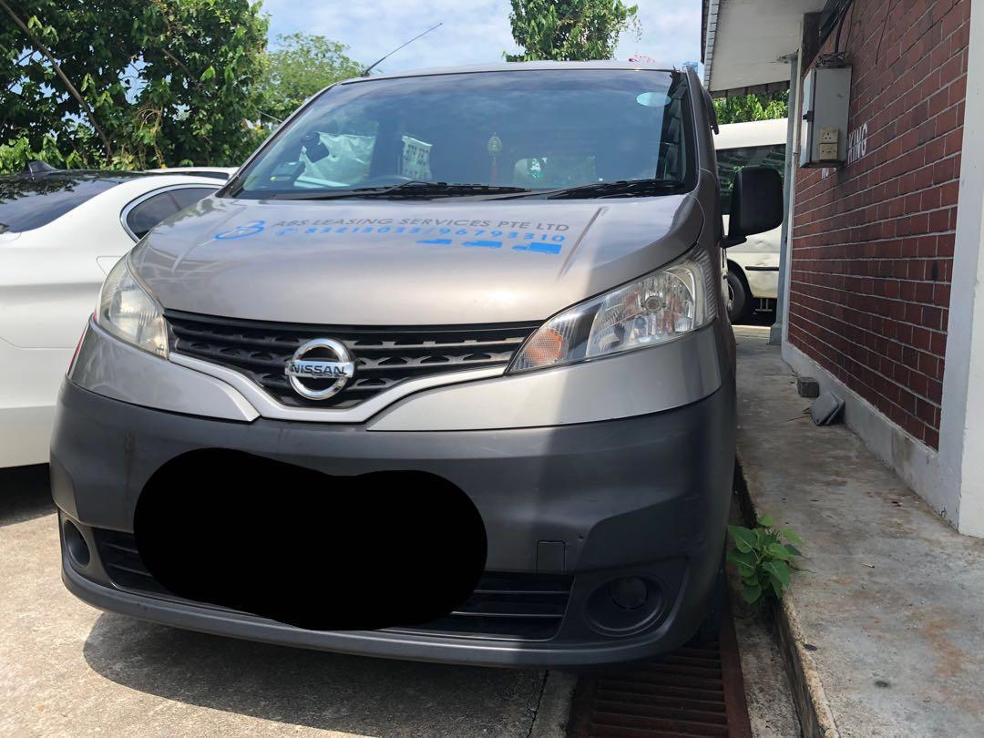 Nissan Nv200 AUTO van