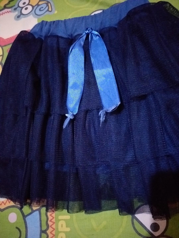 Rok Tutu Celana Navy