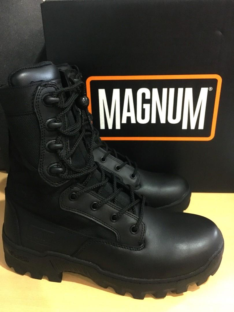 3c69333a14d SAF COMMANDO MAGNUM BOOTS, Men's Fashion, Footwear, Boots on Carousell
