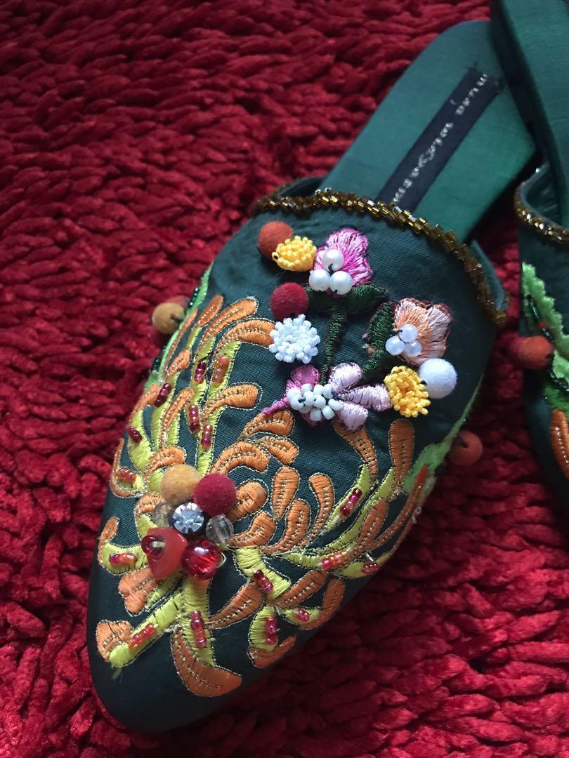 Sandal/ mule by Designer