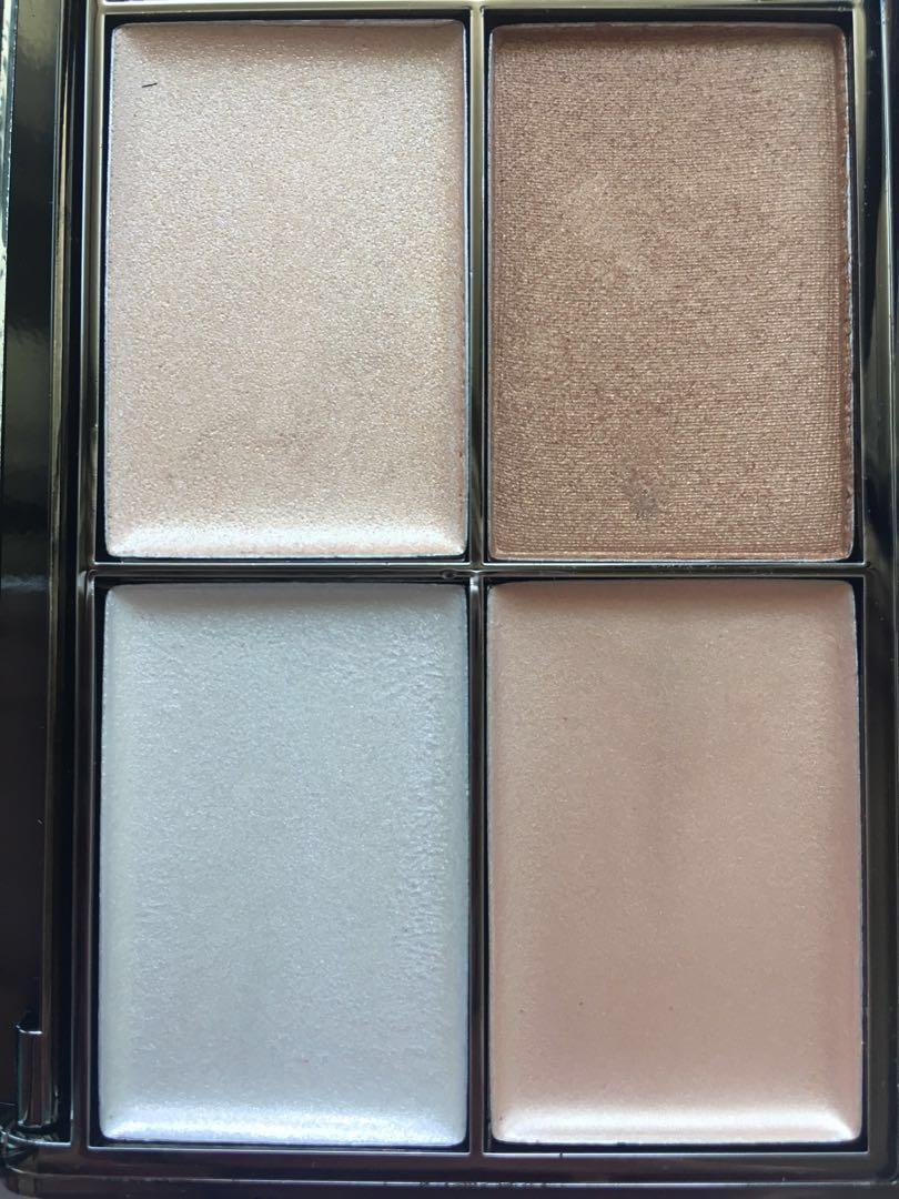 Sleek Highlighting Palette - Precious Metals