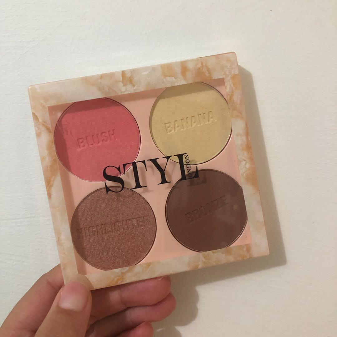 STYL LONDON ALL IN ONE FACE PALETTE AUTHENTIC