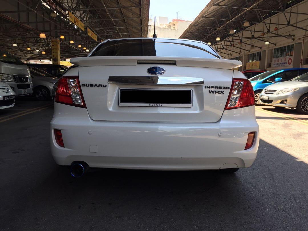 Subaru Impreza 1.5 Manual