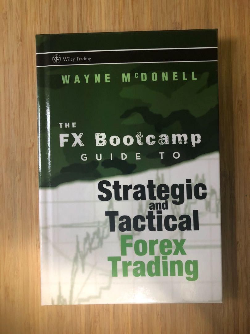 guide to strategic and tactical forex trading