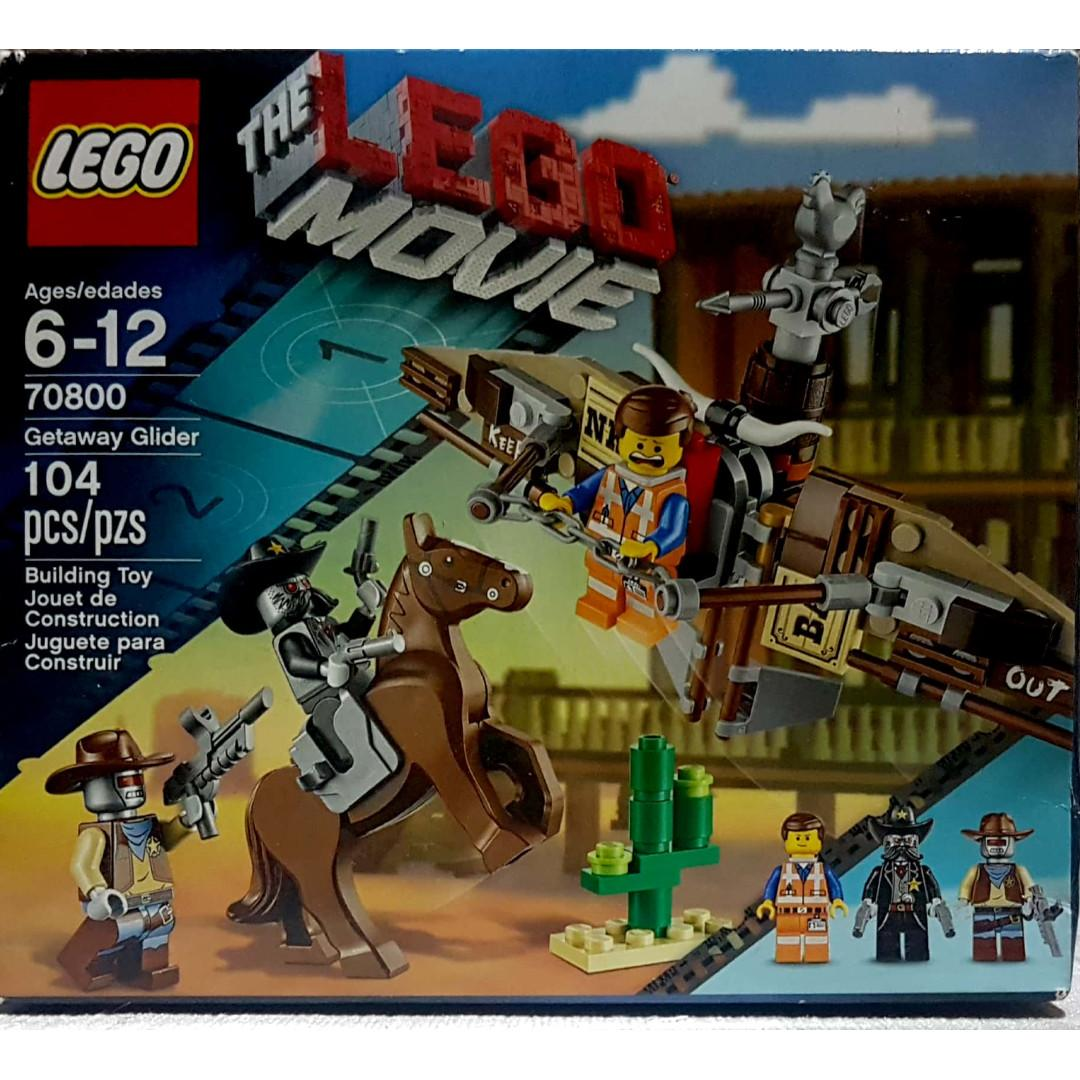 The Lego Movie 1 Getaway Glider Toys Games Toys On Carousell