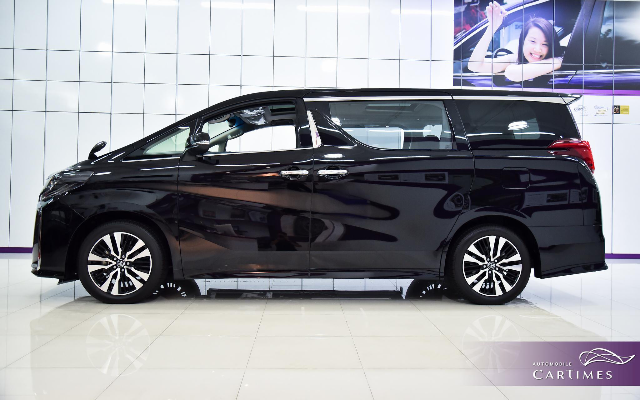Toyota Alphard 2.5 SC 7-Seater
